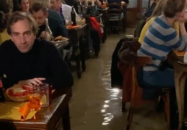 O coronavírus conseguiu o que nem as enchentes conseguiam em Veneza