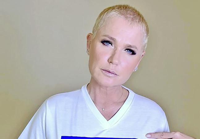 Xuxa diz que falou de abuso sexual para 'proteger minha filha'