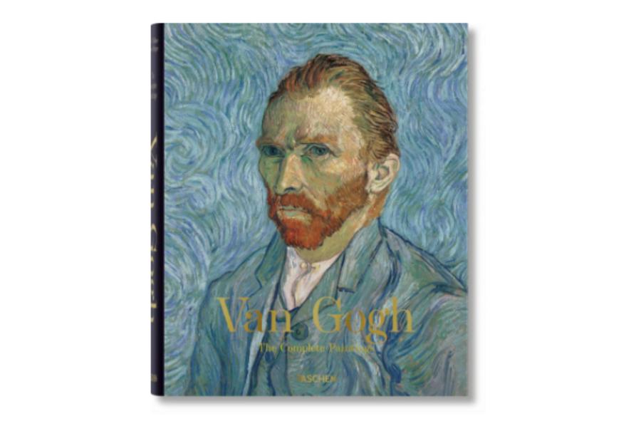 Capa do livro 'Van Gogh: The Complete Paintings'