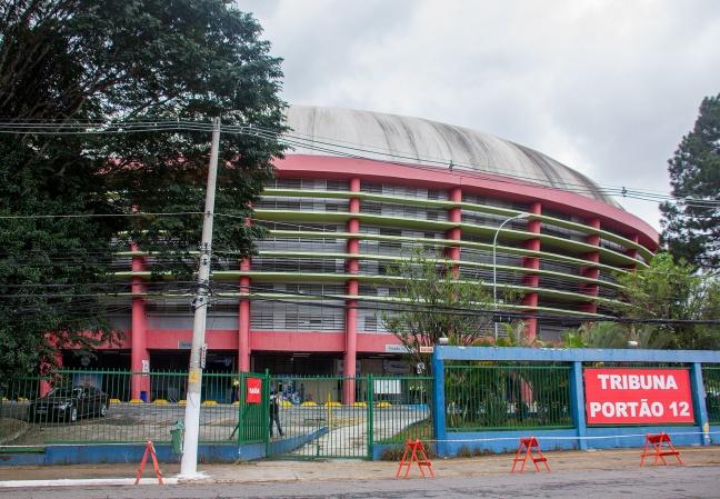 Doria quer demolir complexo esportivo do Ibirapuera para construir shopping