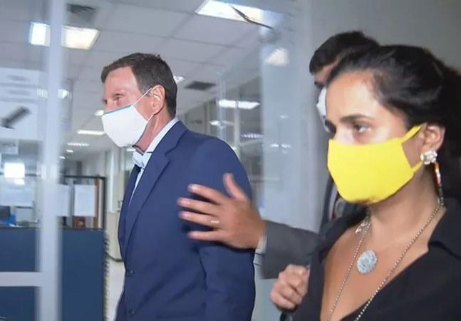Marcelo Crivella e 5 governadores foram presos em menos de 4 anos no RJ