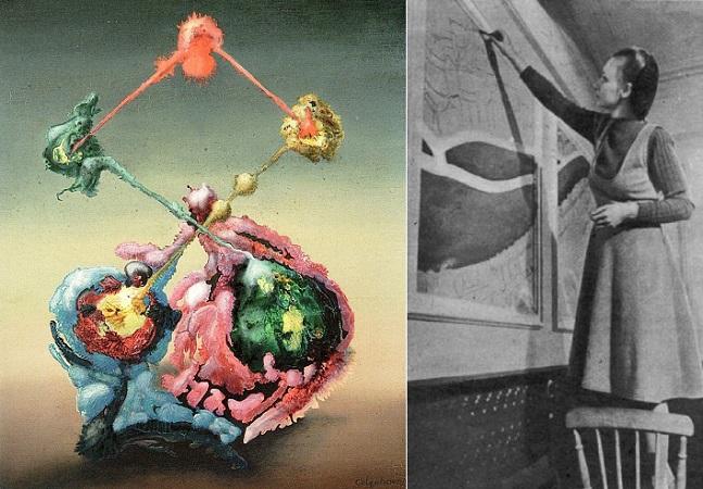 Ithell Colquhoun: mais uma artista surrealista apagada que todos deveriam conhecer