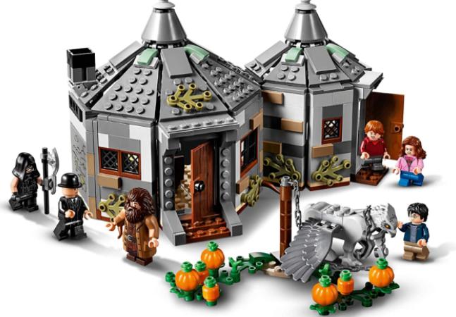 Os 5 melhores sets de LEGO inspirados em filmes