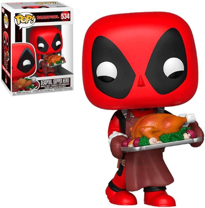 Deadpool Funko Pop! de <b><a href=