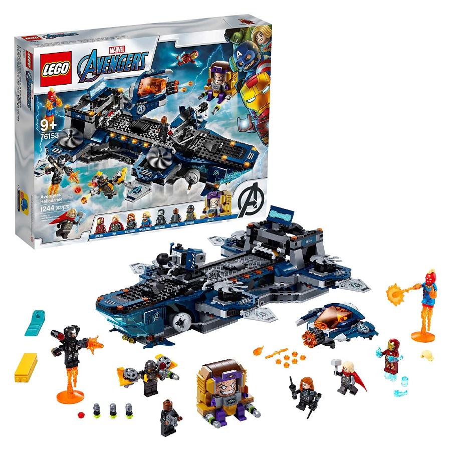 LEGO Vingadores - Helitransporte