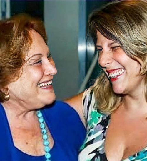 Nicette Bruno, intubada e sedada para tratar covid-19 aos 87, está em estado considerado grave
