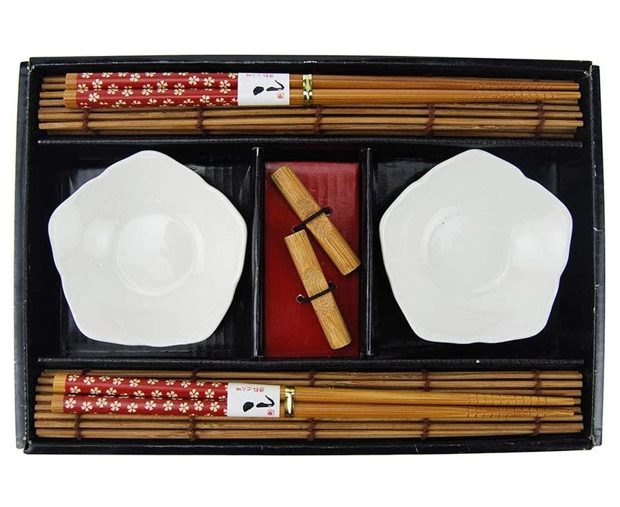 Imagem de kit para comida japonesa (6 Peças)