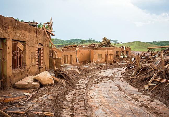 Brasil tem quase 50 barragens em nível de emergência com risco de repetição de catástrofes