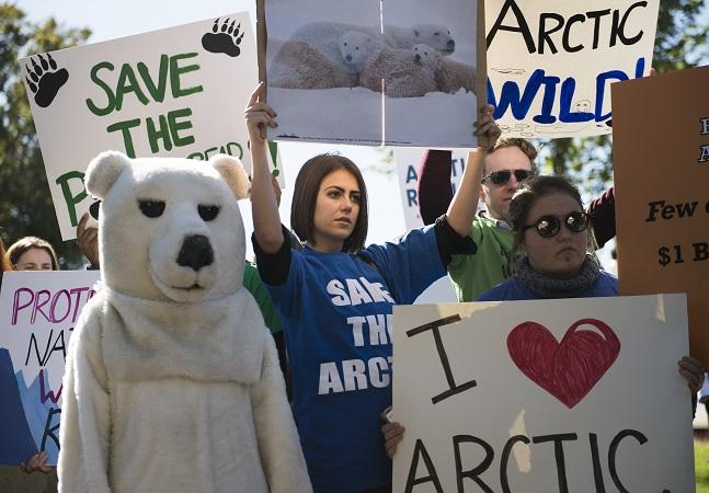 Oferta de perfuração do Ártico tem fracasso histórico por falta de interessados