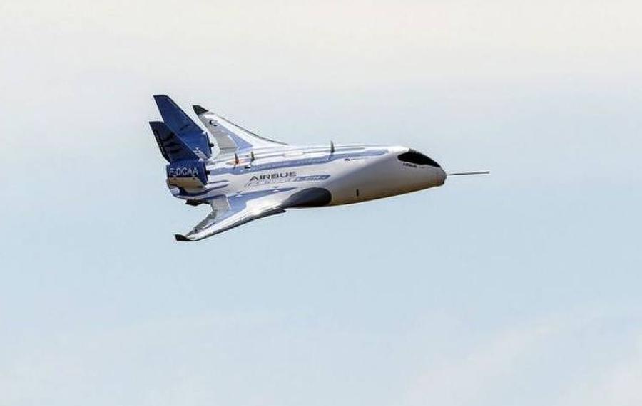 Protótipo de avião Maveriv, da Airbus