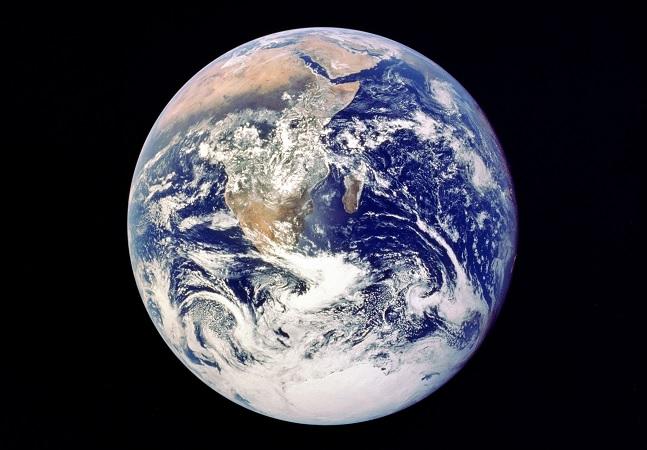 Terra encerrou 2020 com rotação mais rápida desde 1960