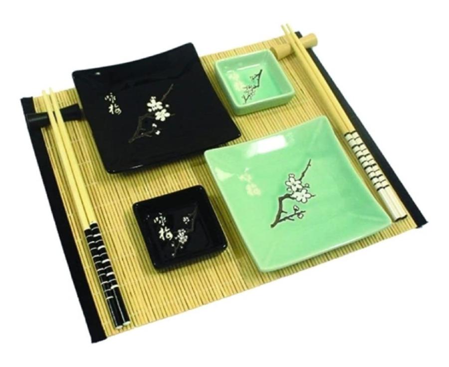 Imagem de kit Flores de comida japonesa (2 pessoas)
