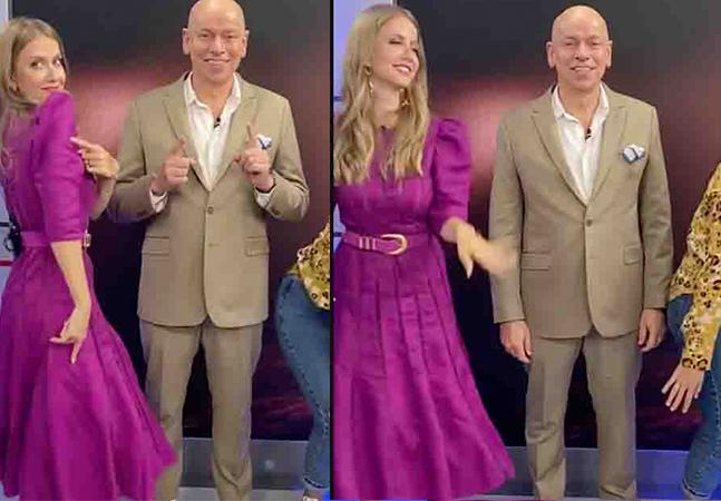 Leandro Karnal dançando para celebrar vacina 'suga energia' da internet; veja memes