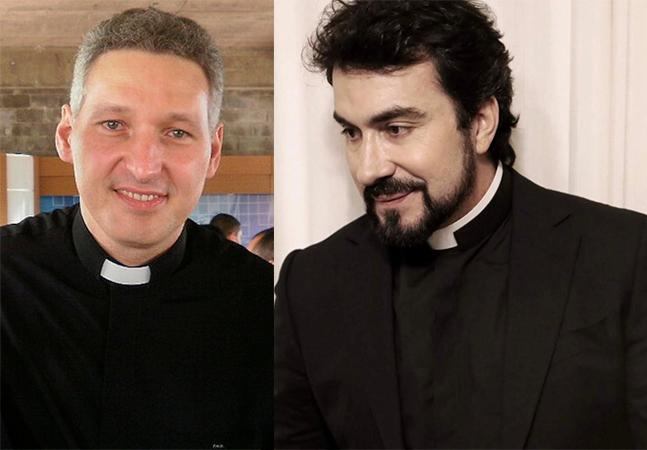 Padres Marcelo e Fábio de Melo são criticados por vídeos em apoio a arcebispo acusado de abuso