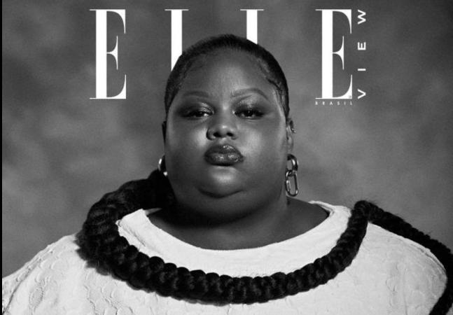MC Carol brilha na capa da Elle e diz que 'funk salvou minha vida'