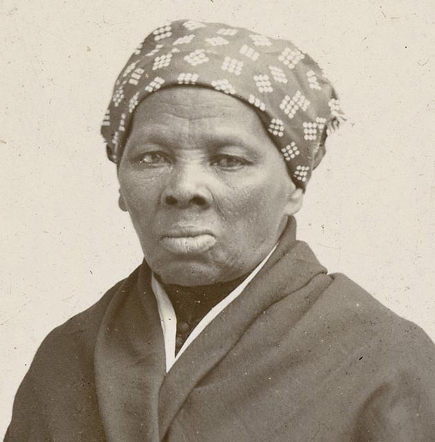 Harriet Tubman em 1895
