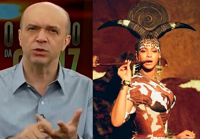 Record associa Beyoncé com 'magia negra' e é criticada por racismo; veja vídeo