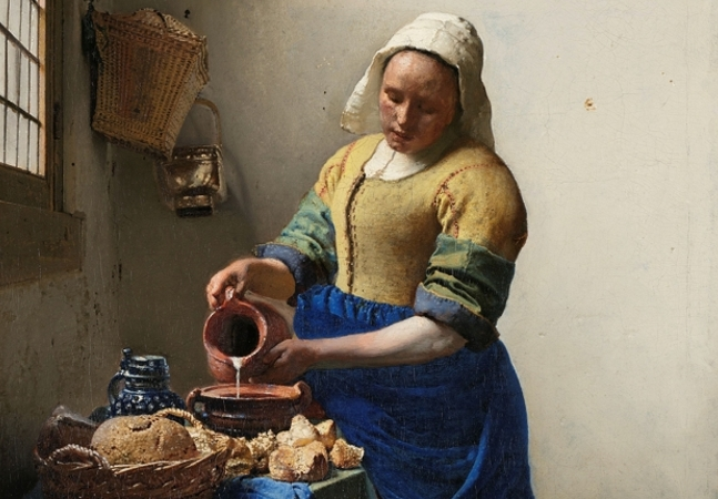 Museu em Amsterdã disponibiliza mais de 700 mil quadros para download em alta qualidade