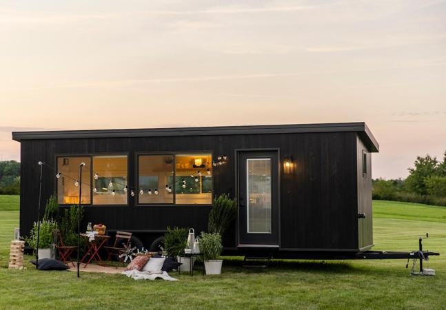 Ikea agora vende mini casas móveis para quem quer uma vida simples, livre e sustentável