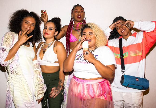 Agenda Hype em casa: Afrofuturismo, The Very Black Show, Fenda e Rico Dalasam na programação