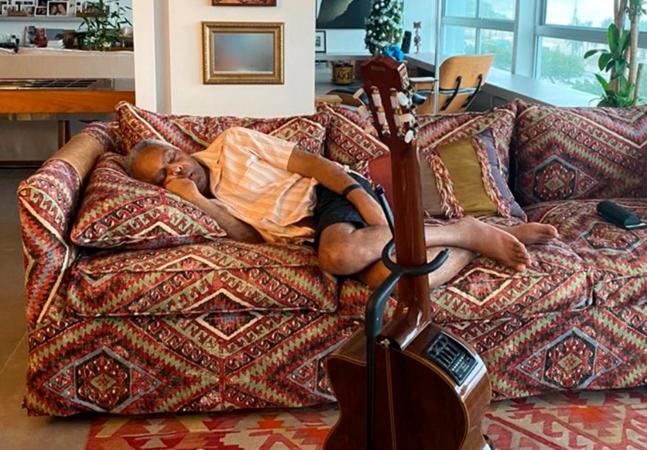 Gilberto Gil relembra sua infância no interior da Bahia em post emocionante