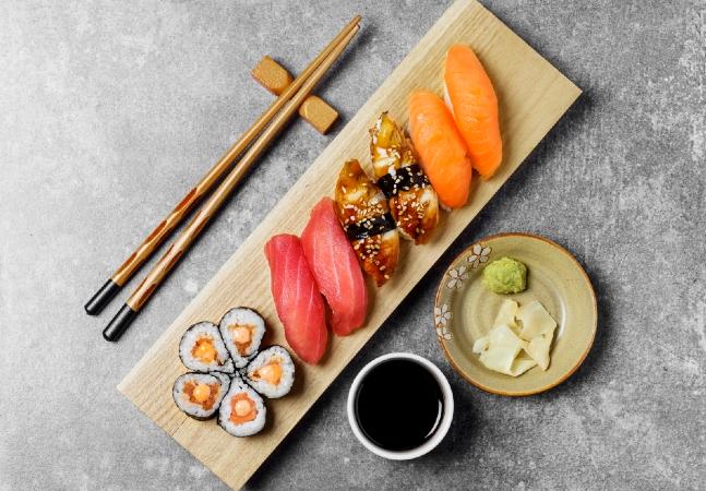 Culinária oriental: 5 kits de louça para incrementar suas refeições