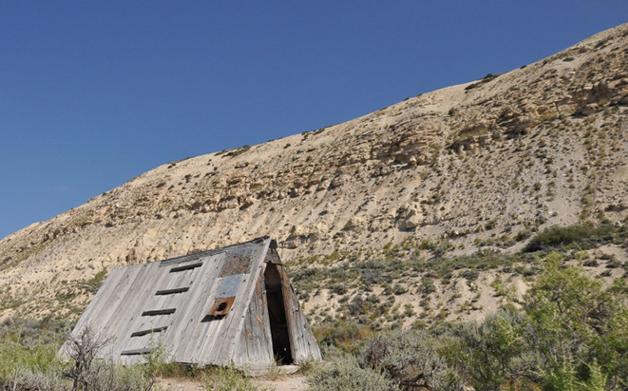 A Formação do Rio Verde, no Colorado