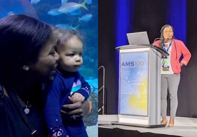 Cientistas, que também são mães, criam grupo para enfrentar emergência climática