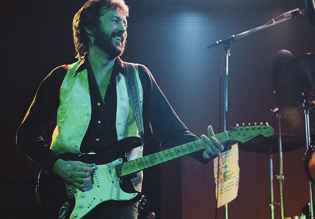 Eric Clapton e um porre histórico tomado em plena lavagem do Bonfim, em Salvador, em 1975