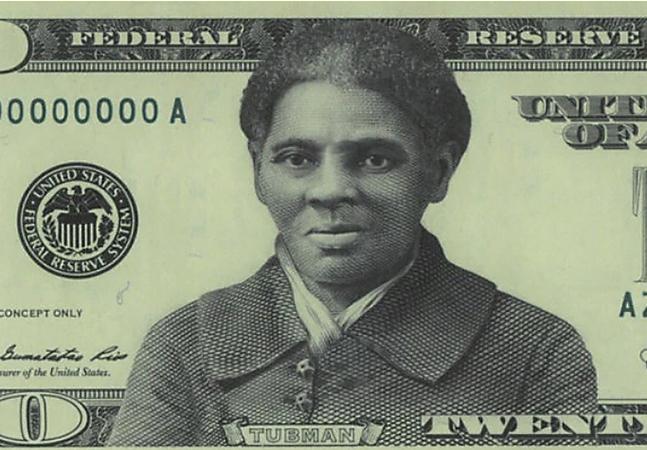Ativista negra Harriet Tubman será o novo rosto da nota de 20 dólares, afirma governo Biden