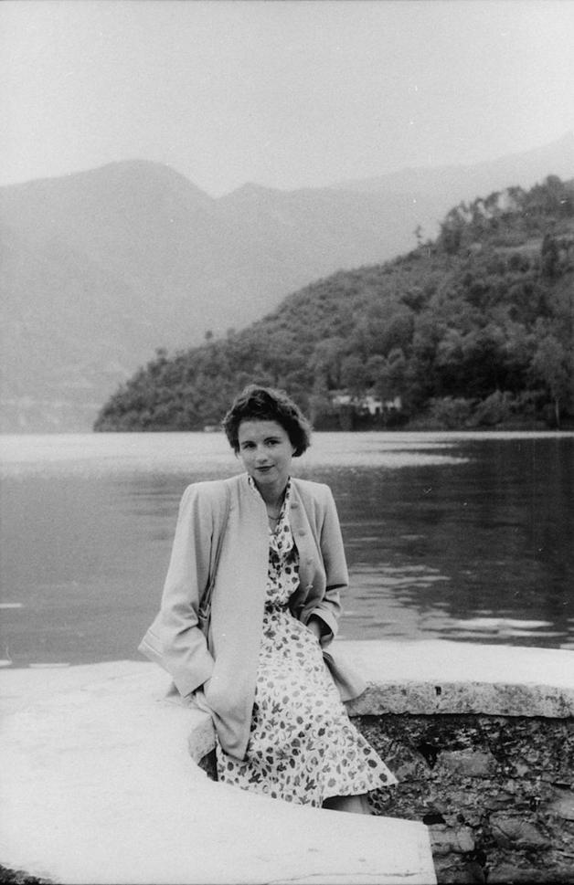 Jovem das fotos descobertas em filme fotográfico de 70 anos atrás