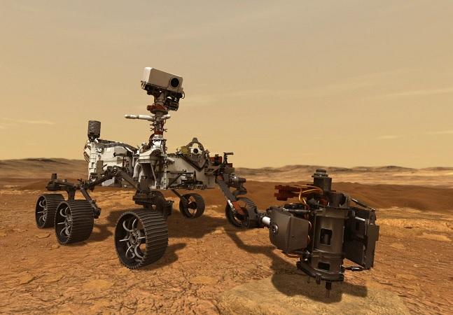 Missões espaciais mais aguardadas do ano incluem pouso em Marte e asteroide duplo