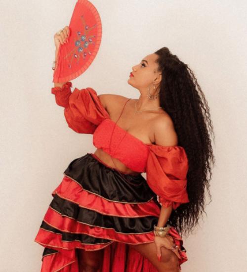Jéssica Ellen canta a Umbanda e celebra ancestralidade em 'Macumbeira': 'Conexão espiritual'