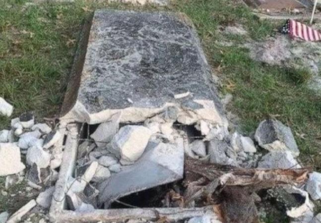 Polícia prende ladrões que abriam túmulos e roubavam crânios para rituais nos EUA