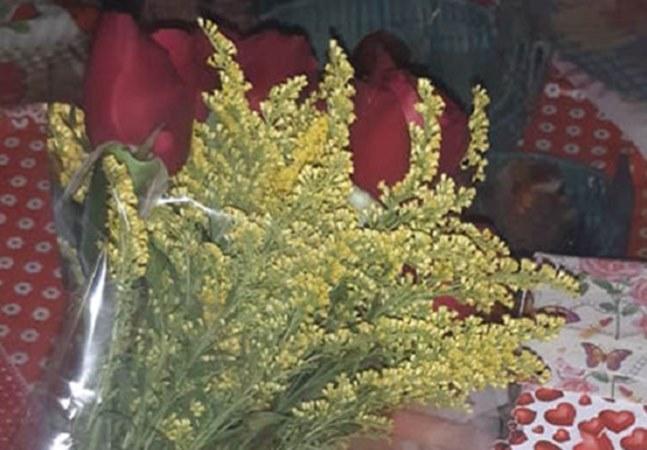 Mulher ferida por bomba em buquê de flores acusa ex de tentativa de feminicídio
