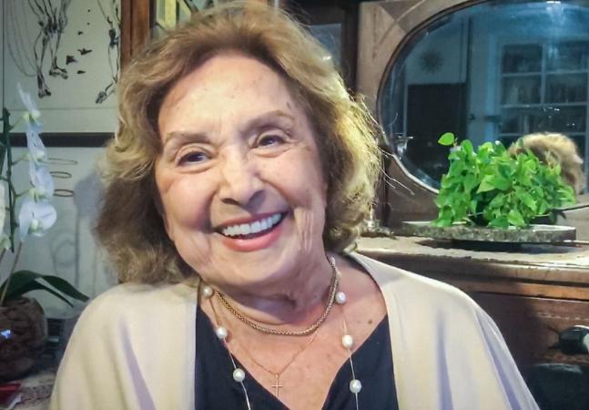 Eva Wilma, de 87 anos, é internada em UTI para tratar pneumonia
