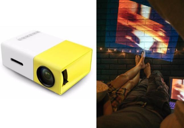 Estes miniprojetores vão te mostrar que o cinema pode ser na sua casa