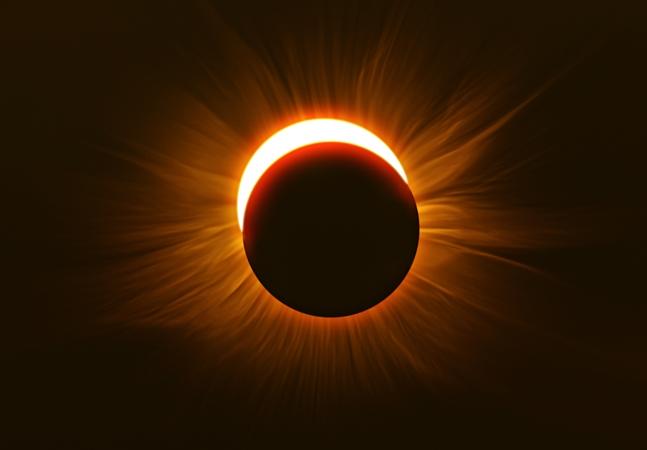 2021 chega com chuvas de meteoros, 3 superluas e 4 eclipses