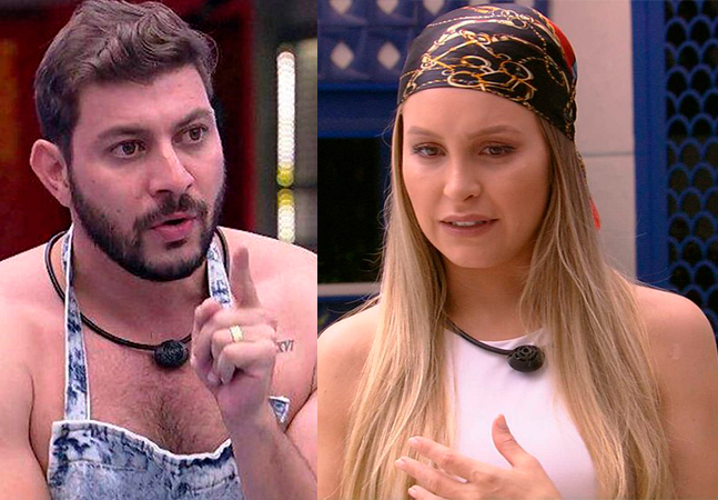 'BBB': Globo fala sobre suspeita de covid-19 após Carla Díaz e Caio reclamarem de falta de paladar