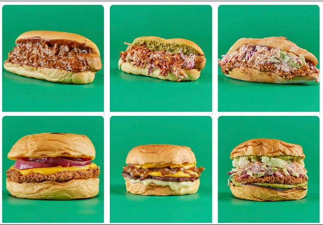 Seara abre uma lanchonete virtual oferecendo fast-food 100% vegetal