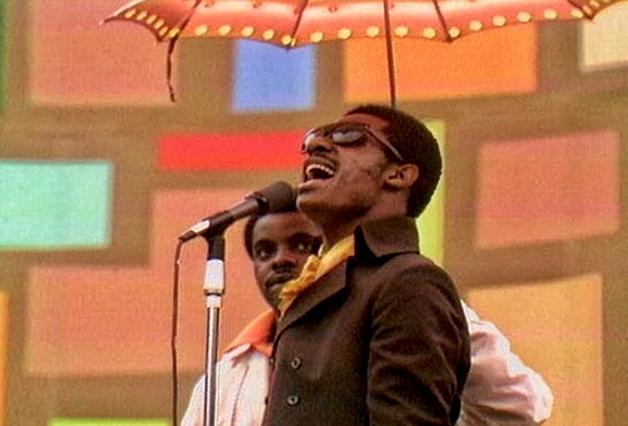 Stevie Wonder se eleva no festival Festival Cultural do Harlem