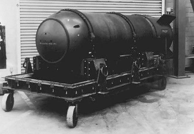 Existe uma bomba atômica perdida no fundo do mar há 50 anos perto da costa dos EUA