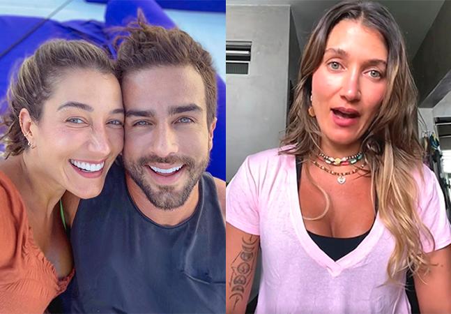 Gabriela Pugliesi revela luta para engravidar em vídeo sobre separação: 'Me anulei'