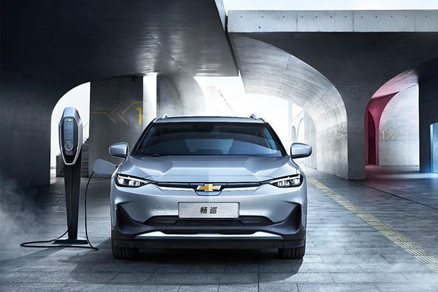 Modelo elétrico da Chevrolet, fabricado pela GM