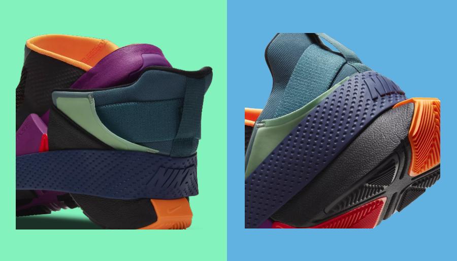 Tênis Go FlyEase, da Nike