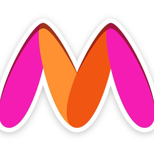 O novo logo da Myntra