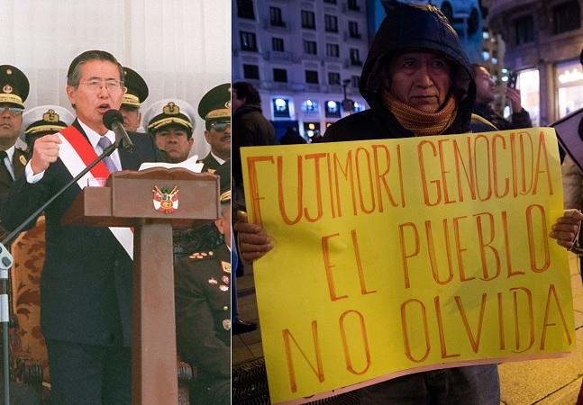Alberto Fujimori será julgado por esterilização forçada de mulheres e homens no Peru