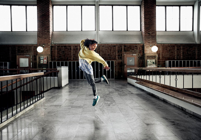 10 Mil Passos: vídeo incentiva vida saudável com jovem bailarina prodígio