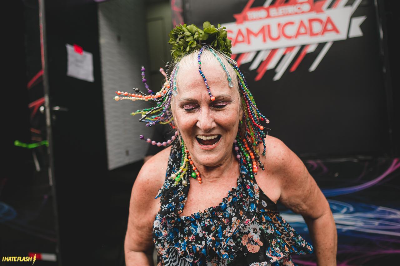 Bloco Toco Xona por Bléia Campos e Aline Reis