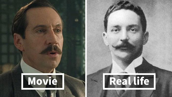 diretor da empresa do Titanic